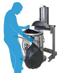 How Does A Trash Compactor Work Mil Tek Xp200s Trash Compactor