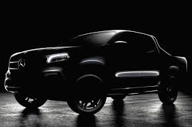 Mercedes-Benz X-Class pickup truck to be revealed later today | Autocar
