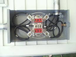 alltown electric inc how to wire a meter box diagram at Meter Box Wiring