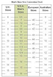 Kids Foot Locker Size Chart Www Bedowntowndaytona Com