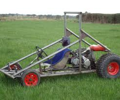 build an off road go kart