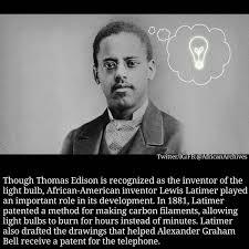 Edison Stole Light Bulb