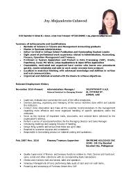 Resume Template Cv Model Curriculum Vitae Functional With Regard