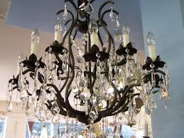 battery operated chandelier dining room