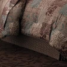 croscill galleria brown galleria brown comforter set croscill