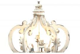 distressed wood cream chandelier country wooden chandeliers white style