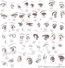 Manga Ideas 440 Best Eyes Expressions Images On Pinterest Drawing Ideas