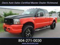 2004 Ford F-250 Super Duty Harley Davidson Edition SuperCab SB 4X4