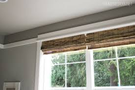 Window Blinds  Hanging Blinds Above Window Well Mounting Hanging Hanging Blinds Above Window