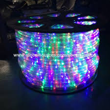 christmas rope lighting. China LED Rope Lights Flexible 2-wire Accent Holiday Christmas Party Decoration Lighting H
