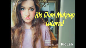 70s glam clic hollywood makeup tutorial katherine ross inspired