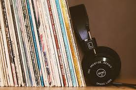 store a vinyl collection in an upright position record storage best  practices