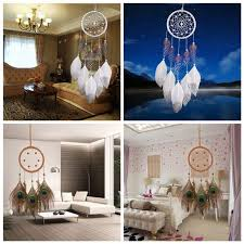 dream catcher sprayed silver beads 1 circle indian dreamcatcher wall hanging decoration art craft gift on wall decoration art and craft with dream catcher sprayed silver beads 1 circle indian dreamcatcher wall