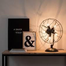 Industriële Lamp Met 5 Lamphouders Van Zwart Metaal Darren Maisons