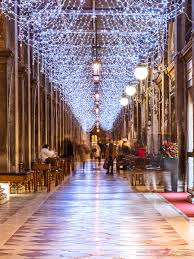 Christmas Lights In Venice Matteo Colombo Travel Photography St Marks Squares