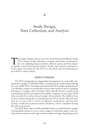 What Are The Study Designs In Research 4 Study Design Data Collection And Analysis The National