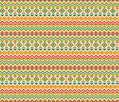 Mayan Patterns Gorgeous Aztec Tribal Native American Mexican Mayan Boho Pattern Fabric