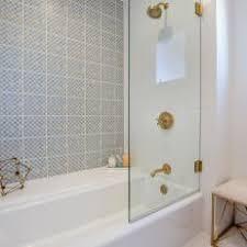 mid century modern bathroom tile.  Tile Illica Ceramic Tile Accent Wall In Midcentury Modern Shower And Mid Century Bathroom R