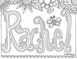 Small Picture Coloring Pages Names FunyColoring