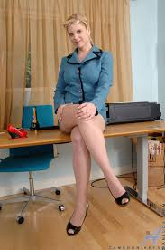 Top latina porn Blonde Anilos Cameron Keys stretches her mature.