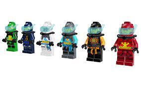 Mecabricks.com | Lego NINJAGO season 15: SEABOUND