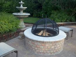 inspirational fire pit top homemadefire pit bricks with home depot canada fire pit bricks and