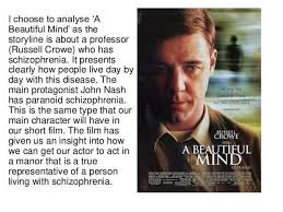 best movie a beautiful mind images beautiful  a beautiful mind essay how the director shows the nightmare of
