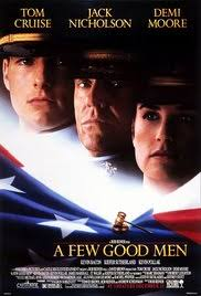 a few good men imdb a few good men poster
