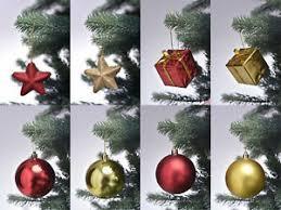 Details Zu 84 Tlg Christbaumkugeln Weihnachtskugeln Christbaumschmuck Set Rotgold Bd210