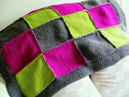 5 Fun Knit Afghan Patterns for Beginners & Patchwork knit blanket Adamdwight.com