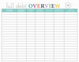 Printable Organizer For Bills Download Them Or Print