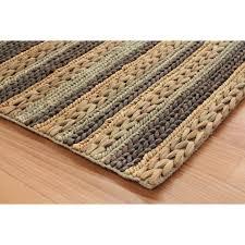 crestwood jute rug charcoal 160 x 230 cm 5 3 x