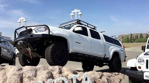 lifted toyota trucks 2015. Perfect Toyota Lifted 2015 Toyota Tacoma Double Cab Overland Build On Trucks D