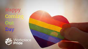 NATIONAL COMING OUT DAY – Workplace Pride