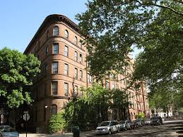 apartment building in the morningside heights neighborhood of manhattan