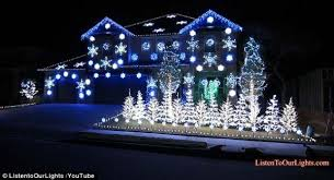 Exterior christmas lighting ideas Blue Top 46 Outdoor Christmas Lighting Ideas Illuminate The Holiday Christmas Lights Etc Blog Outdoor Christmas Lighting