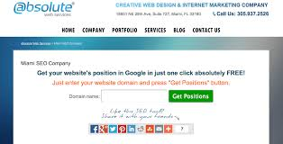 Miami Seo Web Design Plus Seo Free Keyword Tool From Miami Seo Company Absolute Web Services