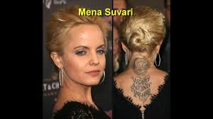 татуировки знаменитых людей и их значение женский совет