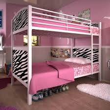 bedroom designs for girls with bunk beds. Bunk Beds For Girls With Desk Simply Pink Sofas Floral Bed Cover Small Wooden Bedside Table Bedroom Designs