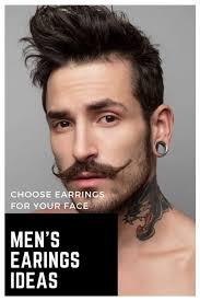 Best Mens Ear Piercing Ideas Where To Buy Mens Earrings