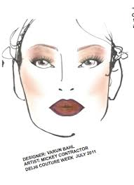 inspiration think spanish think dramatic think deeper makeup a creamy rustic eye blended into a defined red exotic mouth