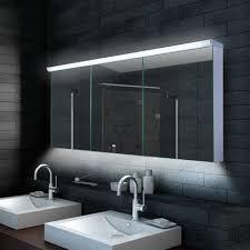 Led Verlichting Spiegelkast Badkamer