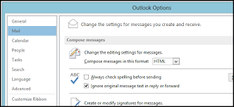 How To Create An Email Signature In Outlook 2013