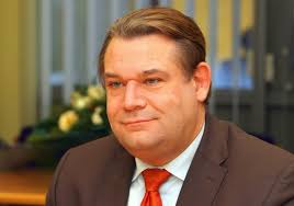 Vorstandsvorsitzender <b>Frank Ruffing</b> Foto: Johannes Kruck - neues-Vorstandmitglied-der-Volksbank-Kleverland