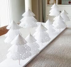 Weihnachtlich Dekorieren Mit Diy Weihnachtsbäumen Freshouse