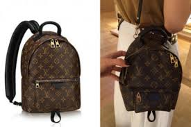 Louis Vuitton Size Chart Bag Louis Vuitton Palm Springs Backpack Bag Reference Guide