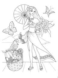 Teen Coloring Pages Get Coloring Page