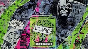 DEDSEC, Watch Dogs, Hacking, Democracy ...