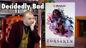 Decidedly Bad - War Of The Spark: The Forsaken - A Magic: The Gathering  Novel by Greg Weisman - YouTube