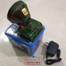 Đèn pin đội đầu siêu sáng chống thấm nước ML6A (35W) - Đèn pin thợ lặn, đi  rừng, hầm mỏ